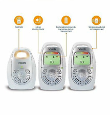 Vtech Dm223-2 Audio Baby Monitor with Two Parent Units, Up to 1, 000 ft of Range