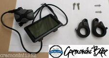 GIANT comando accensione schermo LCD FULL E display ride control button device