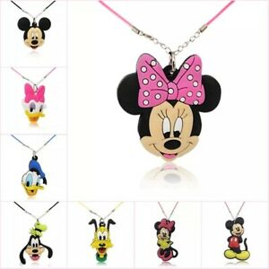 3D Children Gift Colorful Jewelry Girls  Necklace Baby Kids Toddlers uk