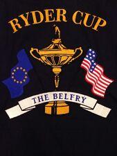 Cutter & Buck Golf Sailing Windbreaker. Ryder Cup The Belfry   Men's L/G