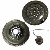 CLUTCH KIT AND CSC FOR OPEL ASTRA H TWINTOP CONVERTIBLE 1.9 CDTI