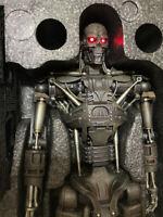Terminator 4 End Skeleton T-600 35cm Hot Toys Movie Masterpiece Figure