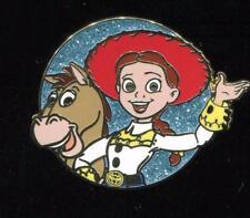 DS 30th Anniversary Toy Story 2 Bullseye Jessie Disney Pin 120381