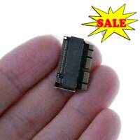 NVMe PCIe M.2 NGFF to SSD Adapter Card For 2013 2014 2015 Macbook Air Pro E7C2