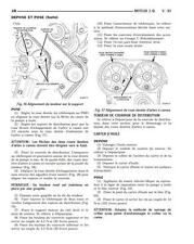 manuel atelier entretien réparation technique chrysler stratus - sebring berline