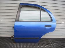 Nissan Pulsar N15 8/1995 - 5/2000 - Passenger Rear Door Shell - Blue Code BS7
