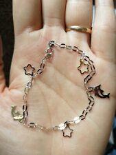 14k Gold Tricolor Bracelet