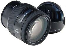 MINOLTA (Sony) AF 24-85mm 3.5-4.5 + Hood