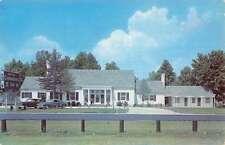 Perryville Maryland Butlers Canvasback Inn Vintage Postcard K43754
