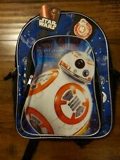 Star Wars Backpack new with tags