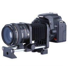 Soufflet Macro Macrographie Manuel haute qualité avec graduation pour Canon EOS