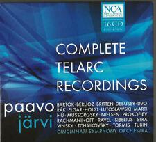 Paavo Järvi | 16 CD Box | Complete Telarc Recordings von Paavo Järvi (2017) |