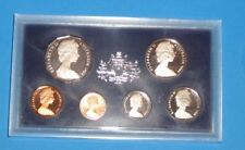 Australia 1969 Proof Set With Foam Case and Certificate Nice