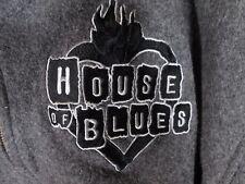 ~ House Of Blues ~ 100% WOOL GRAY Jacket Coat Mens XXL MADE USA ~ DEHEN BRAND