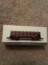 High Speed Metal Products Southern Pacific Log Car Train N Scale