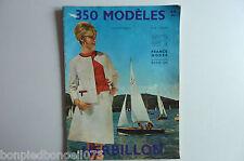 350 Modèles HERBILLON. Eté 1963 n° 69