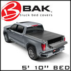 BAK BAKFlip G2 Hard Folding Tonneau Cover for19-21 Silverado/Sierra 1500 5' 10