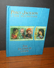 2009 Percy Jackson & The Olympians: The Ultimate Guide Hardcover 1st Edition NEW