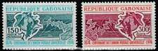 UPU 100 Jaar - Gabon postfris 1974 MNH 537-538 (upu067)