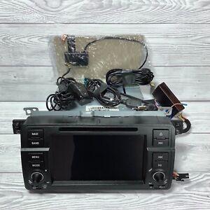 Car Radio Sat Nav DAB+ DVD Player for BMW 3 Series E46 aftermarket