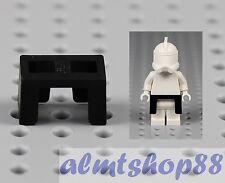 LEGO Star Wars - Black Armor Leg Anti-Blast Kama Plastic Clone Trooper Minifig