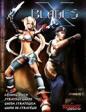 X-Blades Strategy Guide [Retail] - Multilingual [EN/FR/DE/IT]