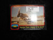1978 Topps Close Encounters of the Third Kind Trading Card Complete Set (66)
