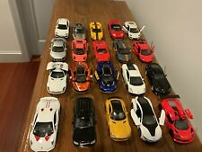 1:36-1:32 Toy Car Lot *Great Condition* (200$ Value)
