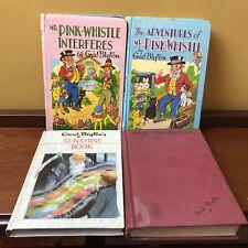 Enid Blyton Book Bundle set of 4 Vintage books