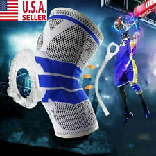 NEW Knee Sleeves Compression Brace Support For Sport Joint Pain Arthritis Relief
