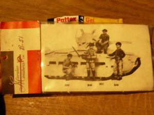 Soldier Lead Years 70 Packaging Original Soldier English Made IN USA