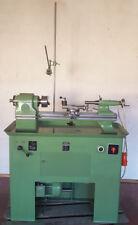 Drehmaschine Habegger Schaublin 102 TYPE:273 W20 mit Schleifeinrichtung Zubehör