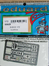 Eduard 1/72 SS628 Zoom Etch for the Airfix B-25C/D Mitchell kit
