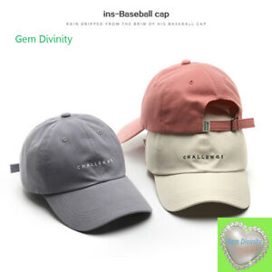2021 New Fashion Challenge Baseball hiphop Summer Casual Men And Women Hats Caps