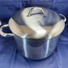 Large Stainless Steel Soup Pot, Stock Pot 27cm