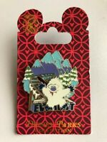 WDW - Cute Character Yeti - Expedition Everest (Slider) Pin 52655