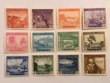 old stamps CHILE   x 12 mm 1936