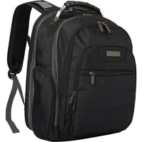 Kenneth Cole Reaction Modern Pack Off EZ-Scan Laptop Backpack NEW