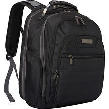 Kenneth Cole Reaction Modern Pack Off EZ-Scan Laptop Backpack NEW