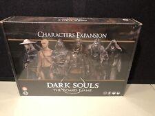 Dark Souls The Board Game Characters Expansion Miniatures Figure Set Kickstarter