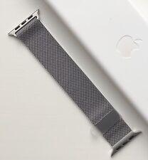 *SALE PRICE* Genuine New Apple Watch Stainless Steel Milanese Loop - 42/44mm