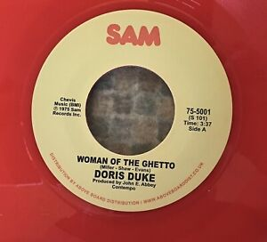 Doris Duke - To The Other Woman (Red Vinyl)