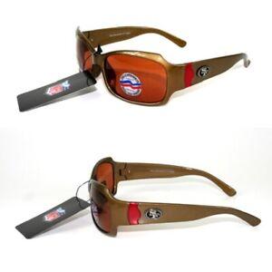 San Francisco 49ers NFL Bombshell Sport Sunglasses