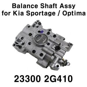 OEM Oil Pump Balance Shaft Ass'y 233002G410 for Kia Sportage 2.0L / 2.4L Optima
