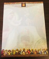 48 Piece Stationery Set, Holy Family Print, New