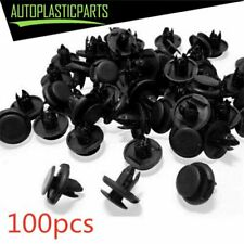 QTY.100 FENDER LINER CLIP PUSH RETAINER FOR HONDA CIVIC ACCORD ACURA INTEGRA RSX
