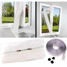 Fensterdichtung: Abluft Fensterabdichtung für mobile Klimageräte, Hot Air Stop