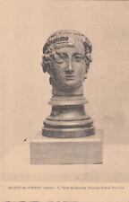 VIENNE musée 1 tête de femme gréco-romaine