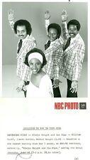 GLADYS NIGHT AND THE PIPS PORTRAIT VARIETY SHOW ORIGINAL 1975 NBC TV PHOTO