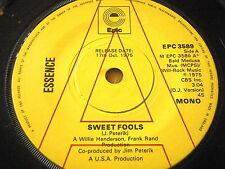 """ESSENCE-Sweet fools 7"""" vinyle"""